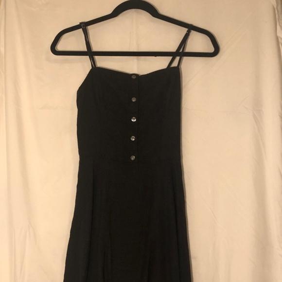 Hollister Dresses & Skirts - Black Summer Dress